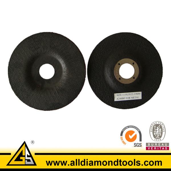 Aluminum Zirconia Silicon Carbide Resin Bond Grinding Wheel Cutting Disc