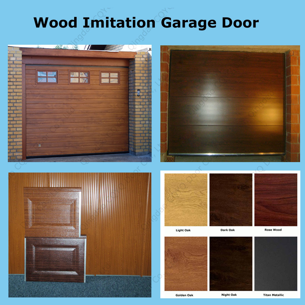 Grain door design and innovation for Wood grain garage doors