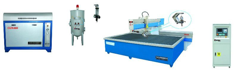 CNC Glass Cutting Machine (SQ2515)