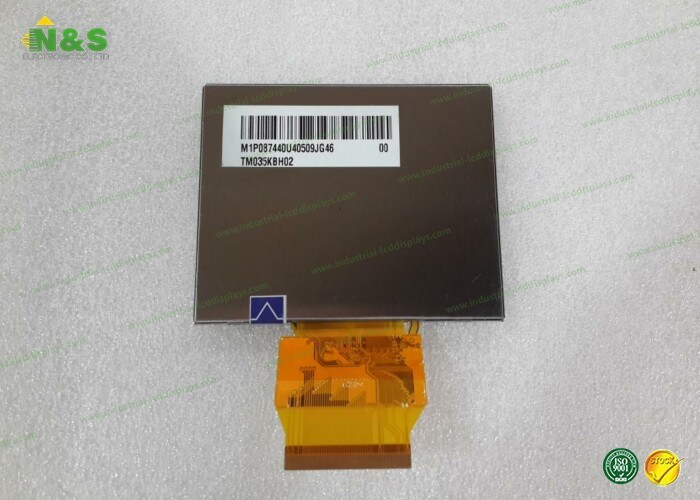 """3.5"""" Inch TM035kbh02 LCD Display for Industrial LCD Panel"""