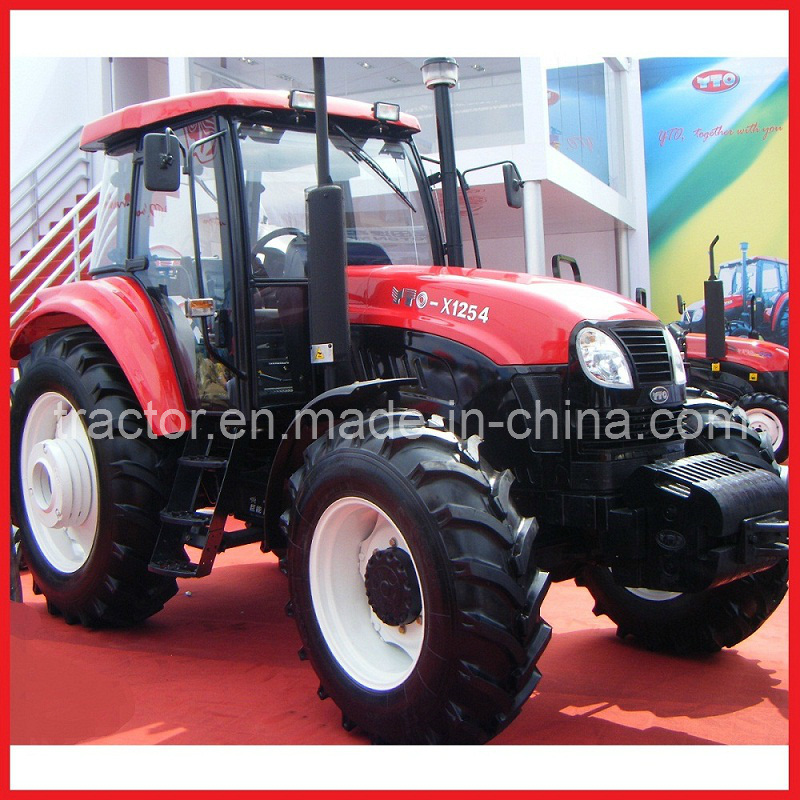 Hubei Tractor Parts : China yto agricultural wheeled tractor hp wd farm