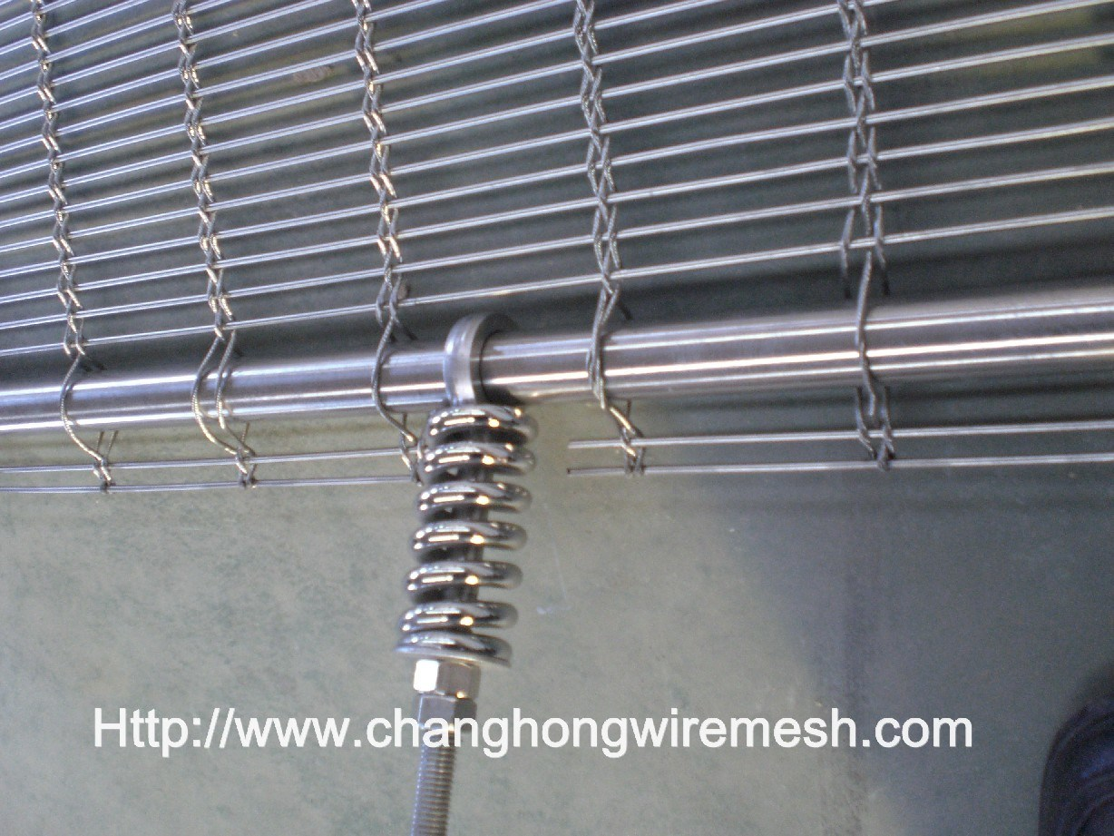 china decorative wire mesh panel with mounting parts china decorative wire mesh decorative mesh