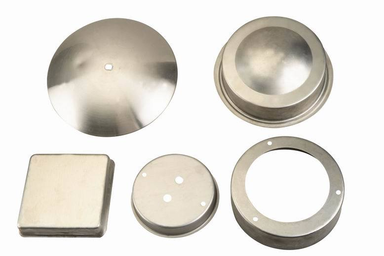 Equipment Custom Aluminum Punching Components
