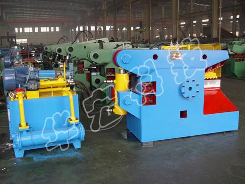Hydraulic Scrap Metal Shear Cutting Machine
