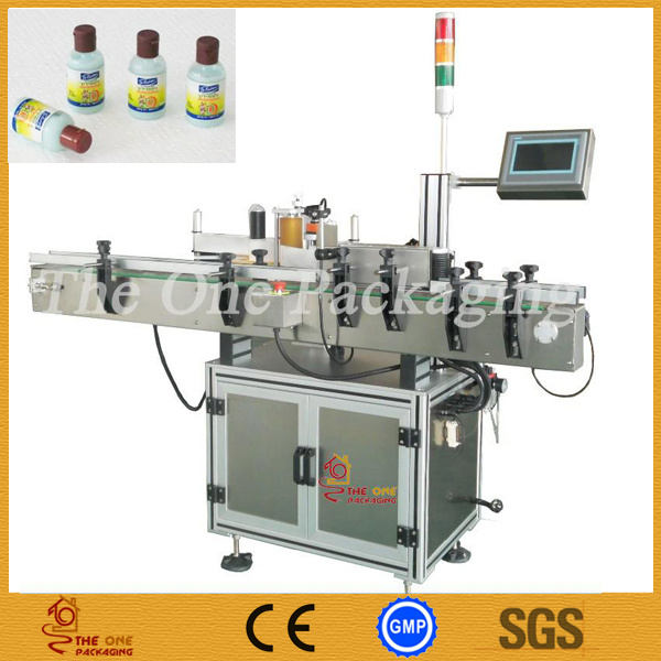 Automatic Round Bottle Labeling Machine Torl-630A