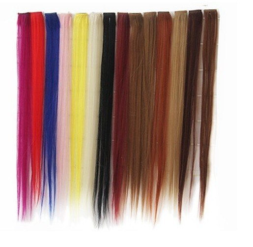 What Are Synthetic Hair Extensions Made Of 19