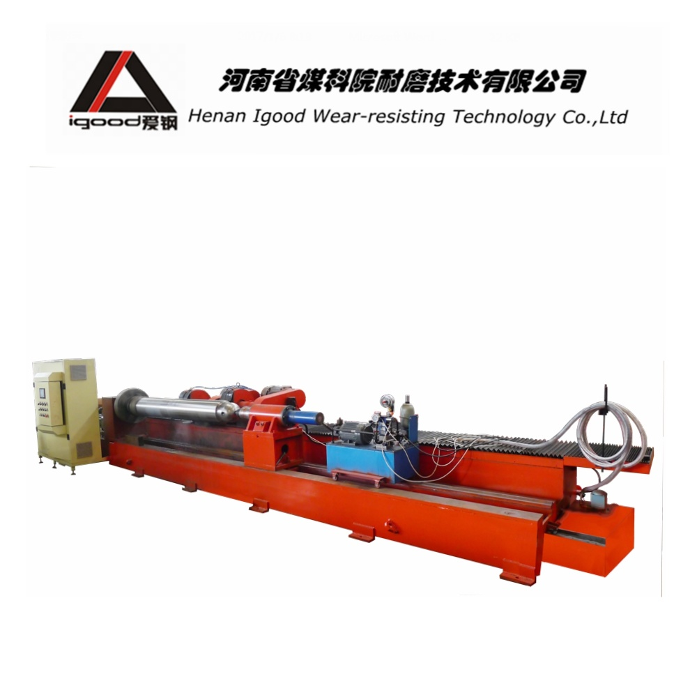 Igood Polishing Machine for Type of Axle