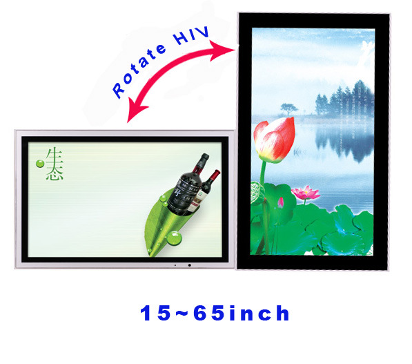 43inch LCD Ad Display-Network Version