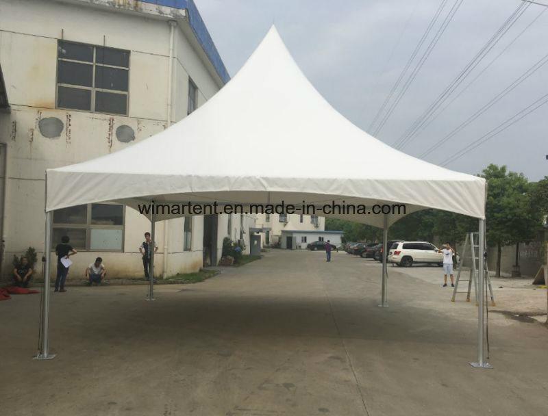 20X20 Black Spring Steel Wire Pop up Tent for Kenya