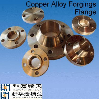 Copper Nickel Bar Cu90ni10, C70600, C7060X, Cupronickel Forged Flanges, Plate, Tube Sheet, Forgings