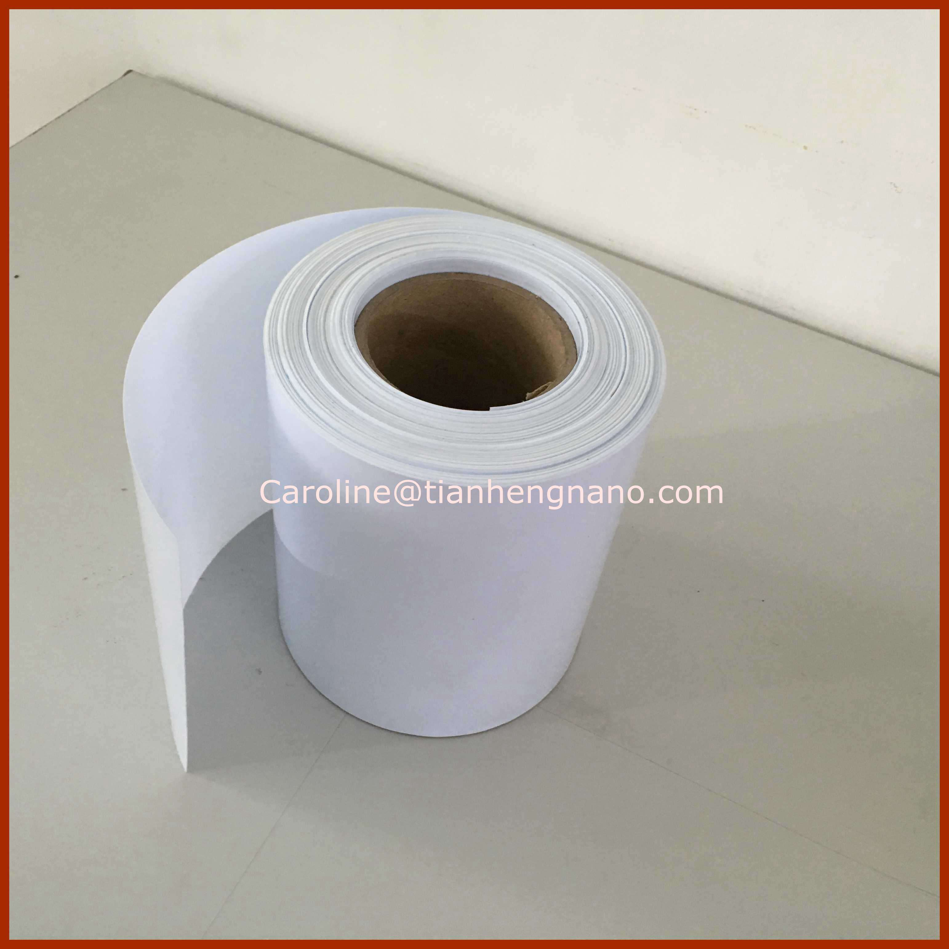 2016 Hot Selling PVC Clear Rigid Film for Food Packaging