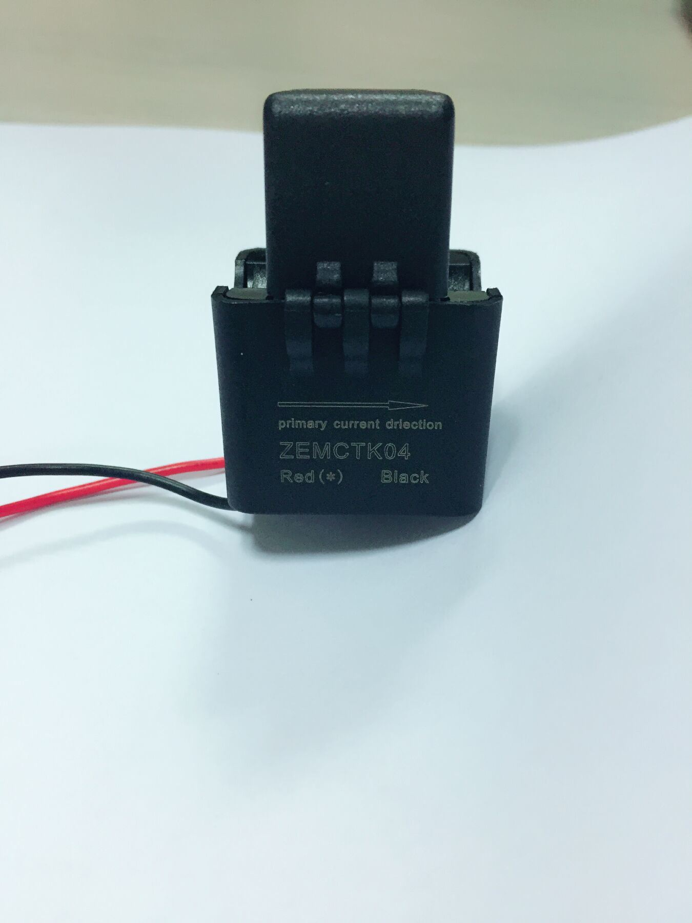 3000: 1 16mm 100A/33.3mA 0.5class Split Core Current Transformer