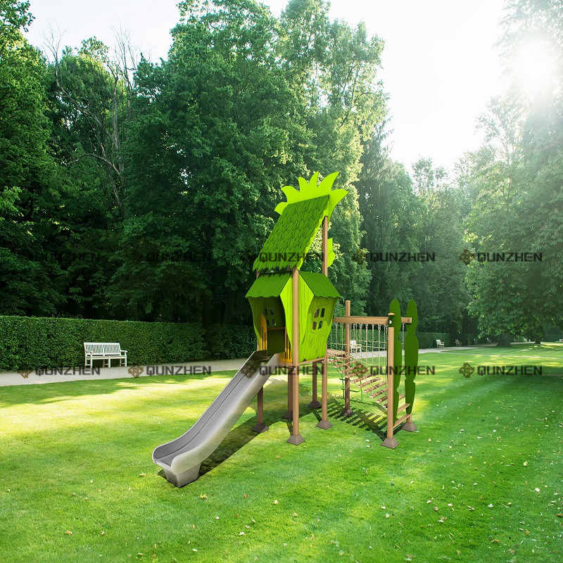 Newest Design Attractive Style Outdoor Playground