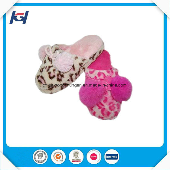 Novelty Foot Warmers Daily Use Fancy Kids Slippers