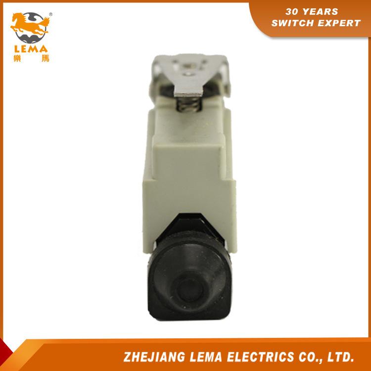 Lema Current Waterproof Short Hinge Lever Limit Switch Lz7140