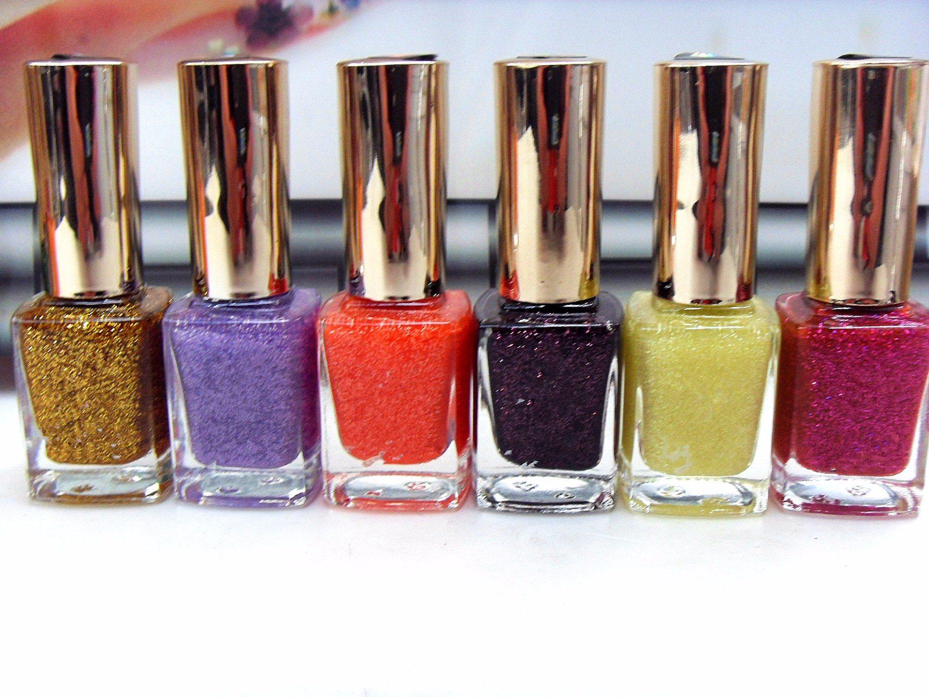 Eco-Friendly Glossy and Shinning Private Label Nail Gel Nail Polish