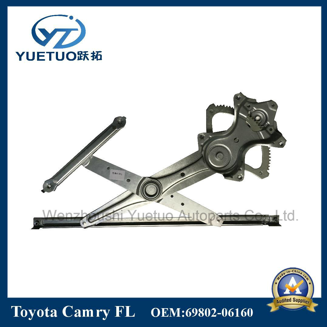 Auto Accessory for Toyota Camry Window Regulator Front Left 69802-06160
