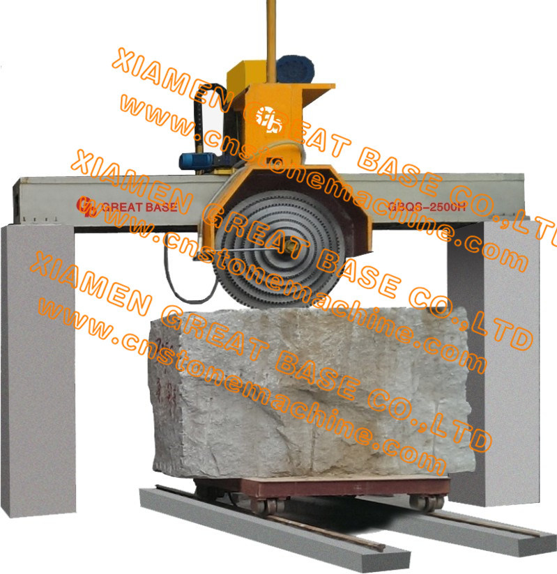 GBQS-2500H Block Cutter