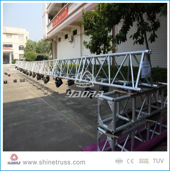 High Hardness Aluminum Folding Stage Truss