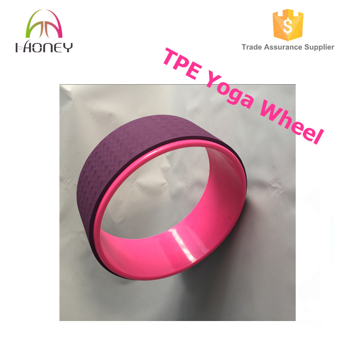 Yoga Practive Assistive Tools-Yoga Wheel, Fitness Equipment