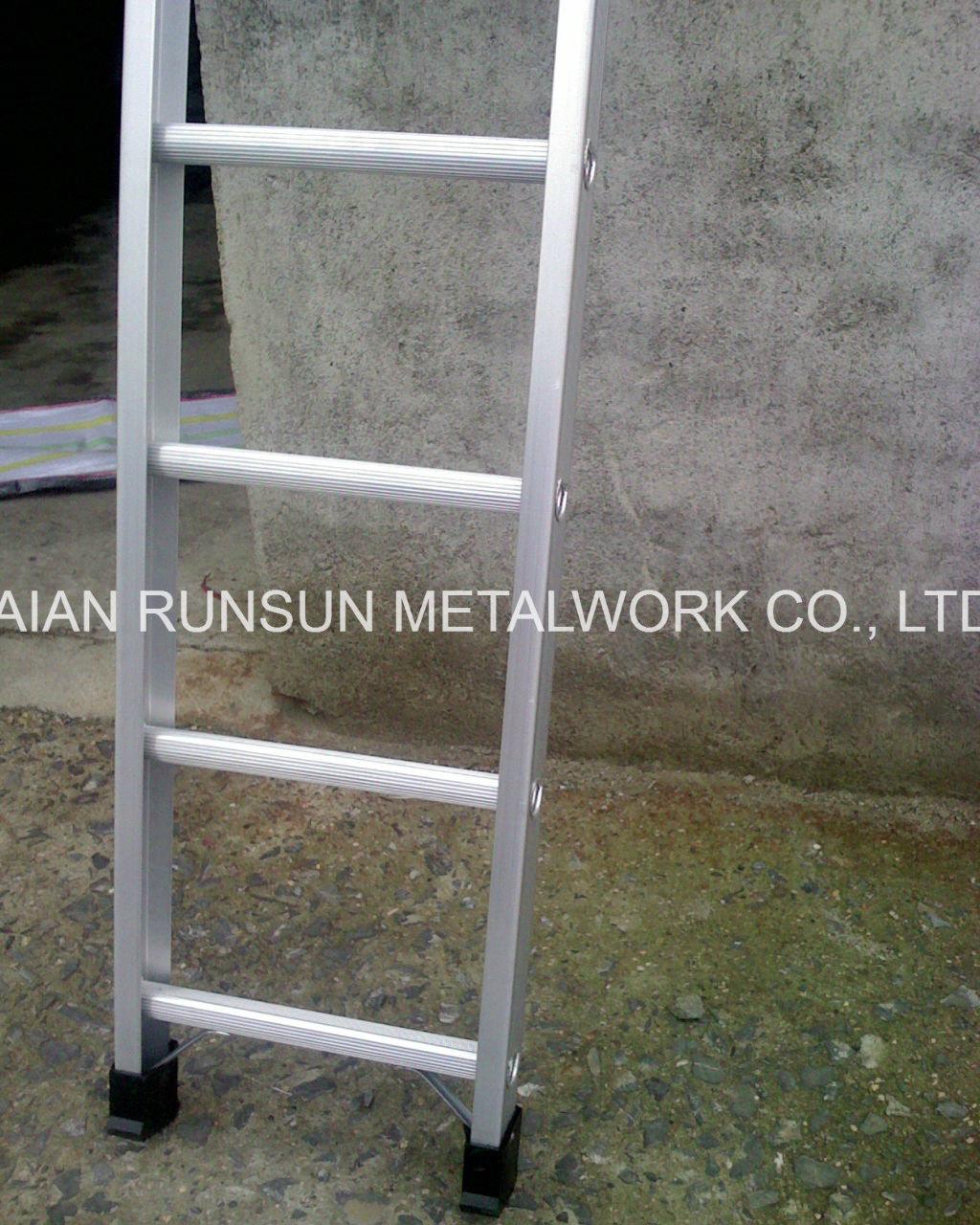 En131 Alloy Aluminum Step Ladder