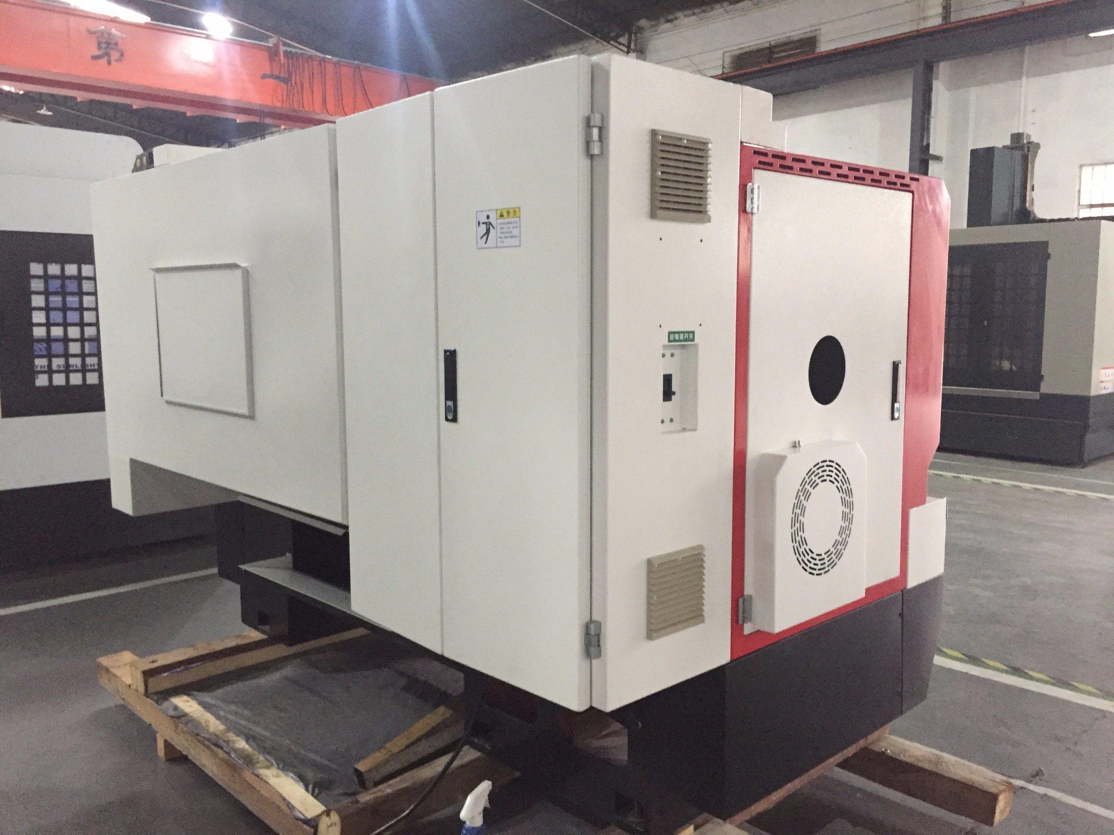 Jc 6140-750 Flat Bed CNC Lathe