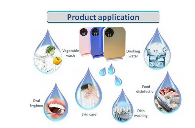 Home Use Cheap Fruit and Vegetable Washer with Good Ozone Generator Machine Price