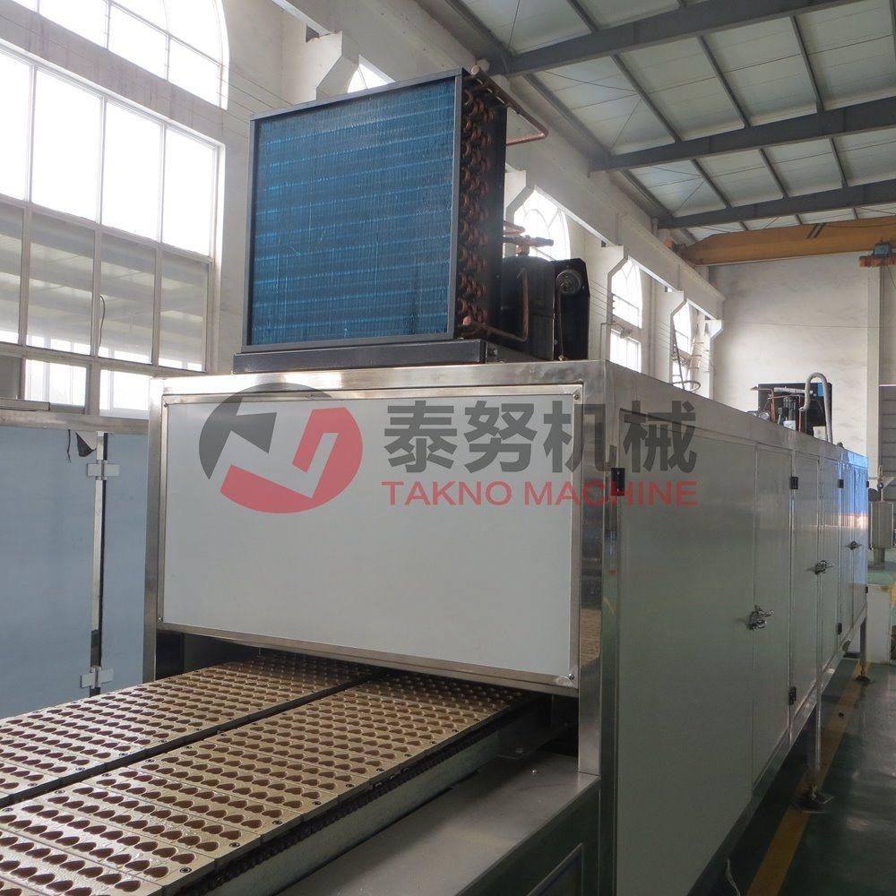 Full Automatic Hard Candy Machine