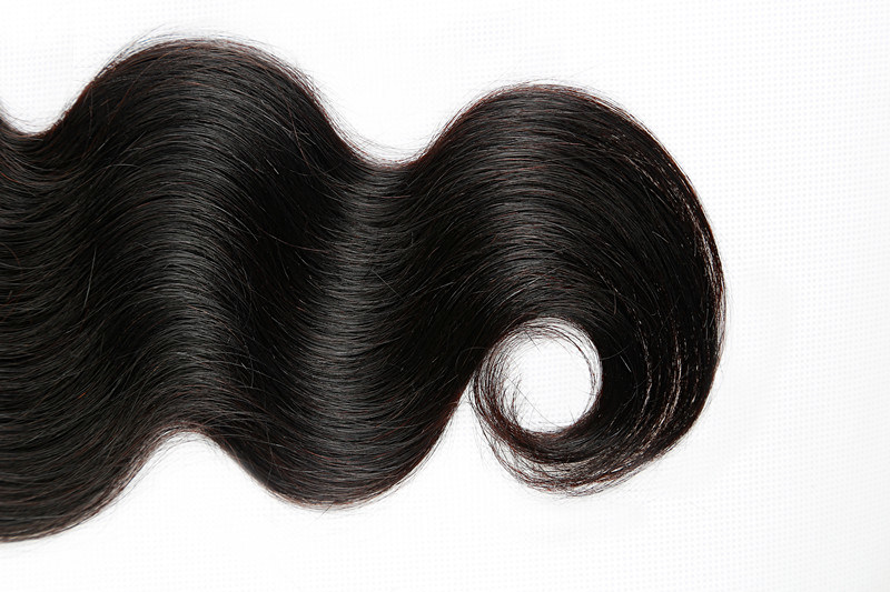 100pct Human Hair Weaving Natural Wave