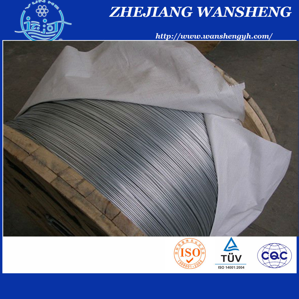 0.9mm-3.15mm Galvanized Steel Wire for Armouring Cable /Armouring Wire Chinese Supplie