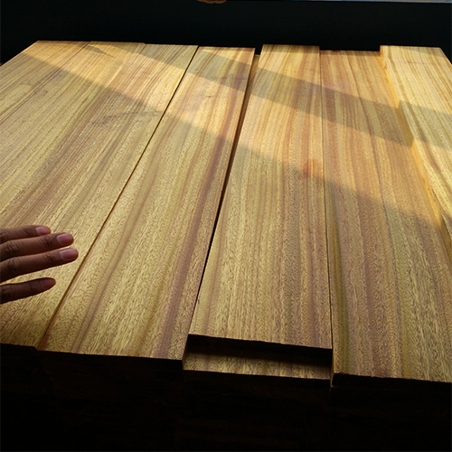 Wood Flooring /Okan Hard Wood Flooring /Solid Iroko Flooring