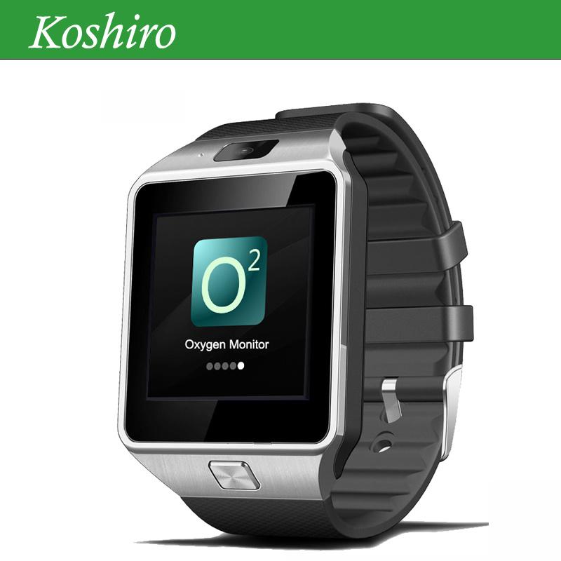 Heart Rate Blood Pressure Blood Oxygen Smart Watch