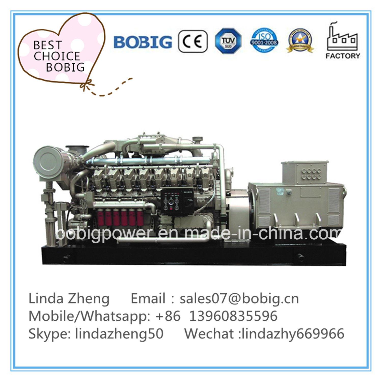China 250kw 300kw 400kw 500kw 550kw Biogas Methane Gas Generator