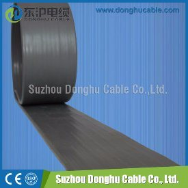 Flat PVC Sheathed Elevator Electric Wire and Cable