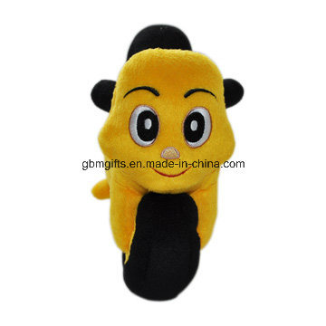Plush Motorcycle Toy with Radio Function, Customized Designs Are Accepted