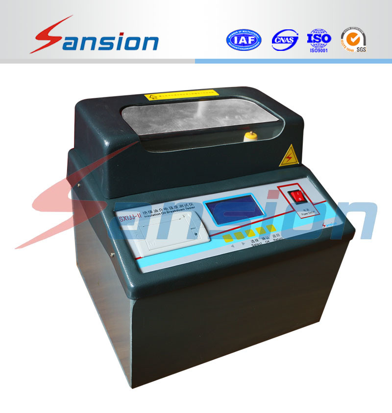 IEC 156 High Voltage Dielectric Oil Tester