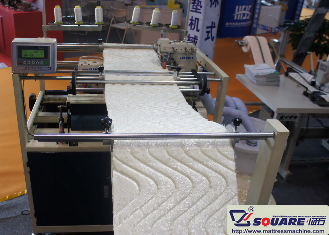 Double Flanging Overlock Mattress Machine (JUKI)