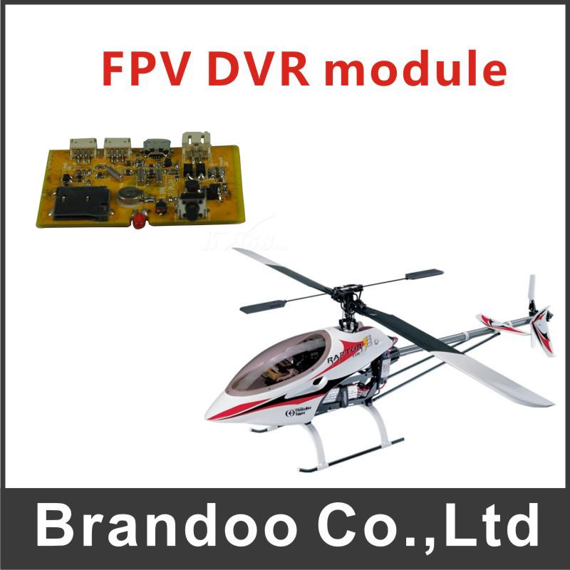 Airplane Model Mini DVR Module, DVR Board, DVR Mother Board, Ultra Light DVR