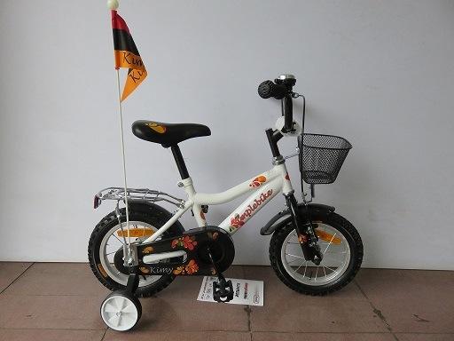 New Steel Kids Bike (161201)