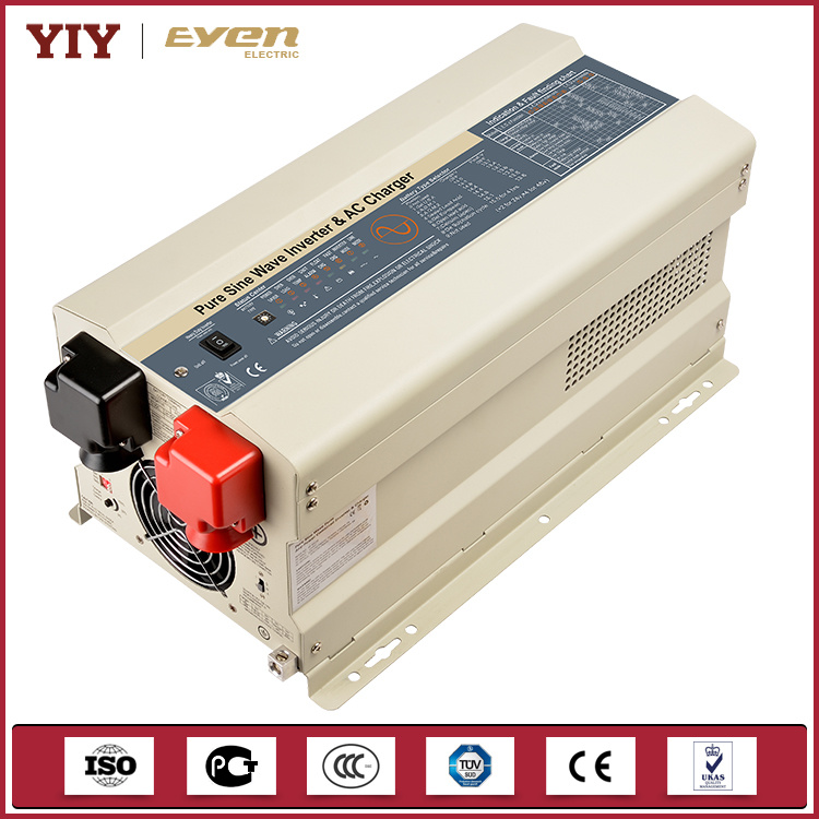 6000W Solar Pump Inverter DC to AC Pure Sine Inverter Price