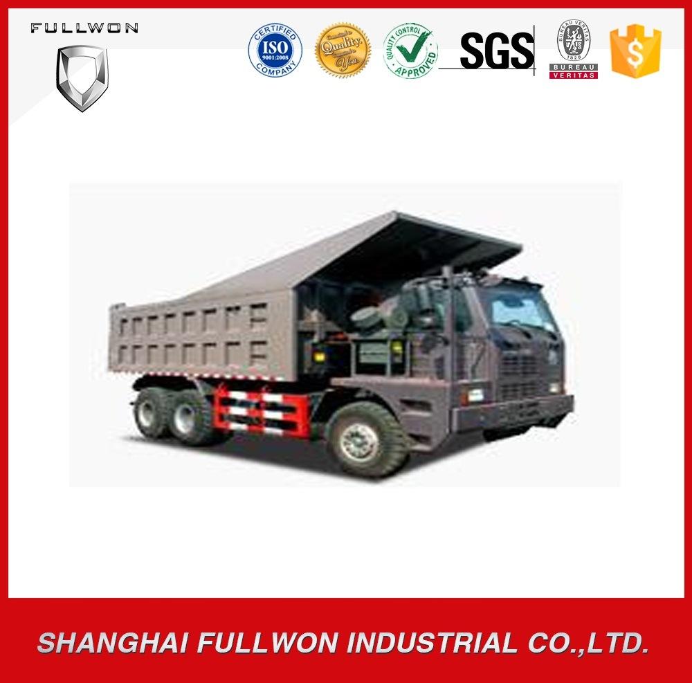 Hot Selling HOWO New Model 6*4 Mining Dump Truck