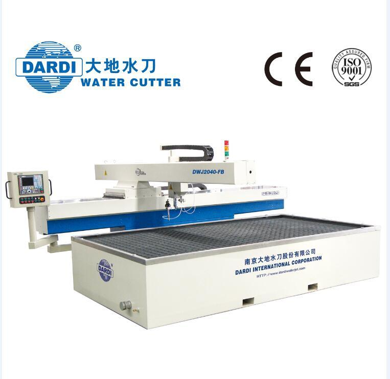 Waterjet Machine Flying Arm CNC Cutting Table Water Jet Cutting Machines
