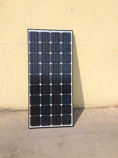 Mono Hot Sell 150W 160W 170W Solar Panel in Stock