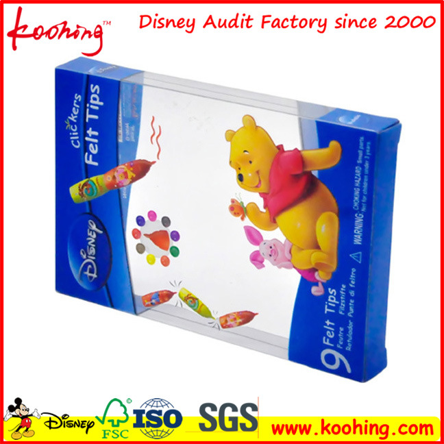 16 Years Factory for Famous Brand Toys Plastic Packaging Box