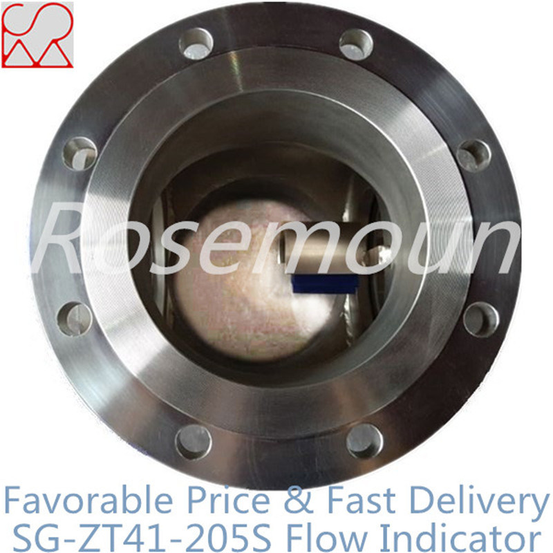 Tianhe Flange Rotor Flow Indicator for Sea Water