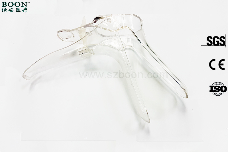 Boon Disposable Sterile Middle Plastic Handle Vaginal Dilator