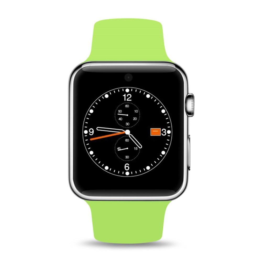 New Dm09 Bt Smart Watch Mtk2502c Hdscreen Simcard Ios Andriod