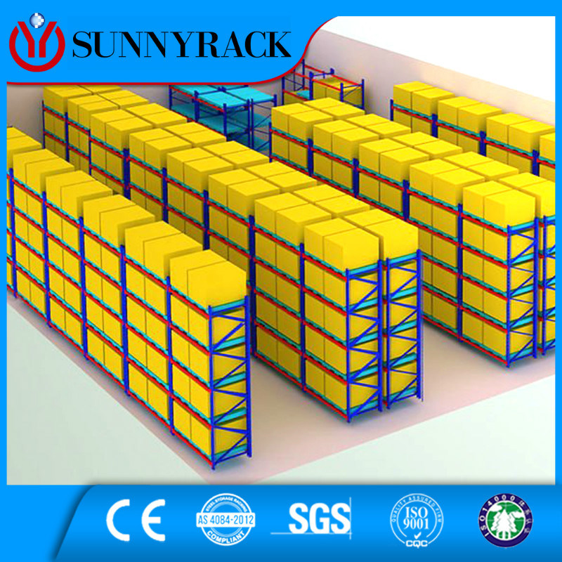 Customized Industrial Storage Usage Warehouse Metal Heavy Duty Pallet Rack