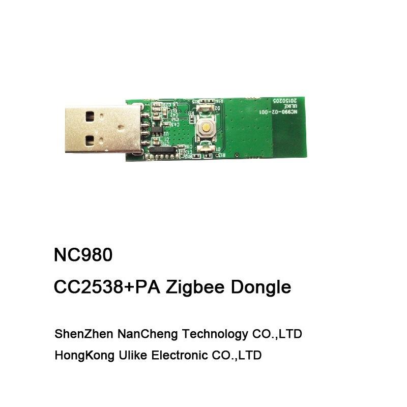 Wireless USB 802.15.4 Zigbee Router