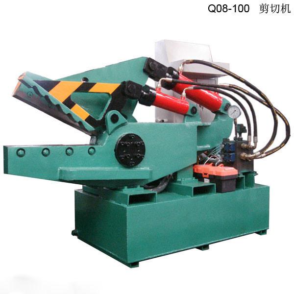 Alligator Equipment for Metal Scrap Alligator Shear-- (Q08-100)